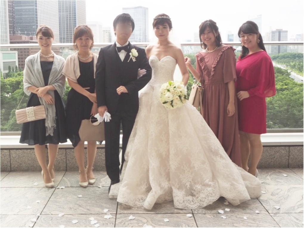 【パレスホテル東京】MOREインフルエンサーNo.600 asuちゃんの素敵な結婚式❤︎_5