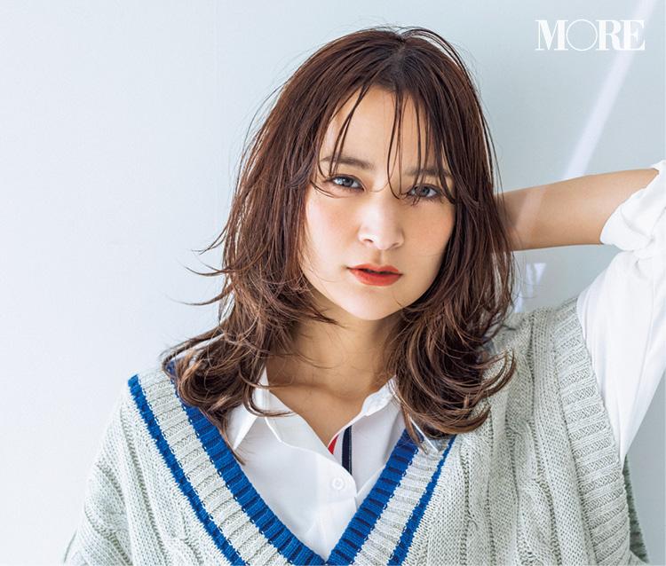 顔のタイプ別・おすすめの前髪の切り方♡ Photo Gallery_1_8