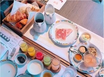 大切な日は神戸で世界一の朝食を♡♡