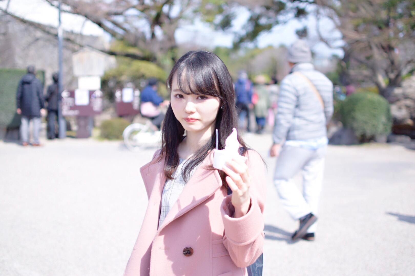 【名古屋】名古屋城でお花見!!名古屋城春まつり【桜】_4