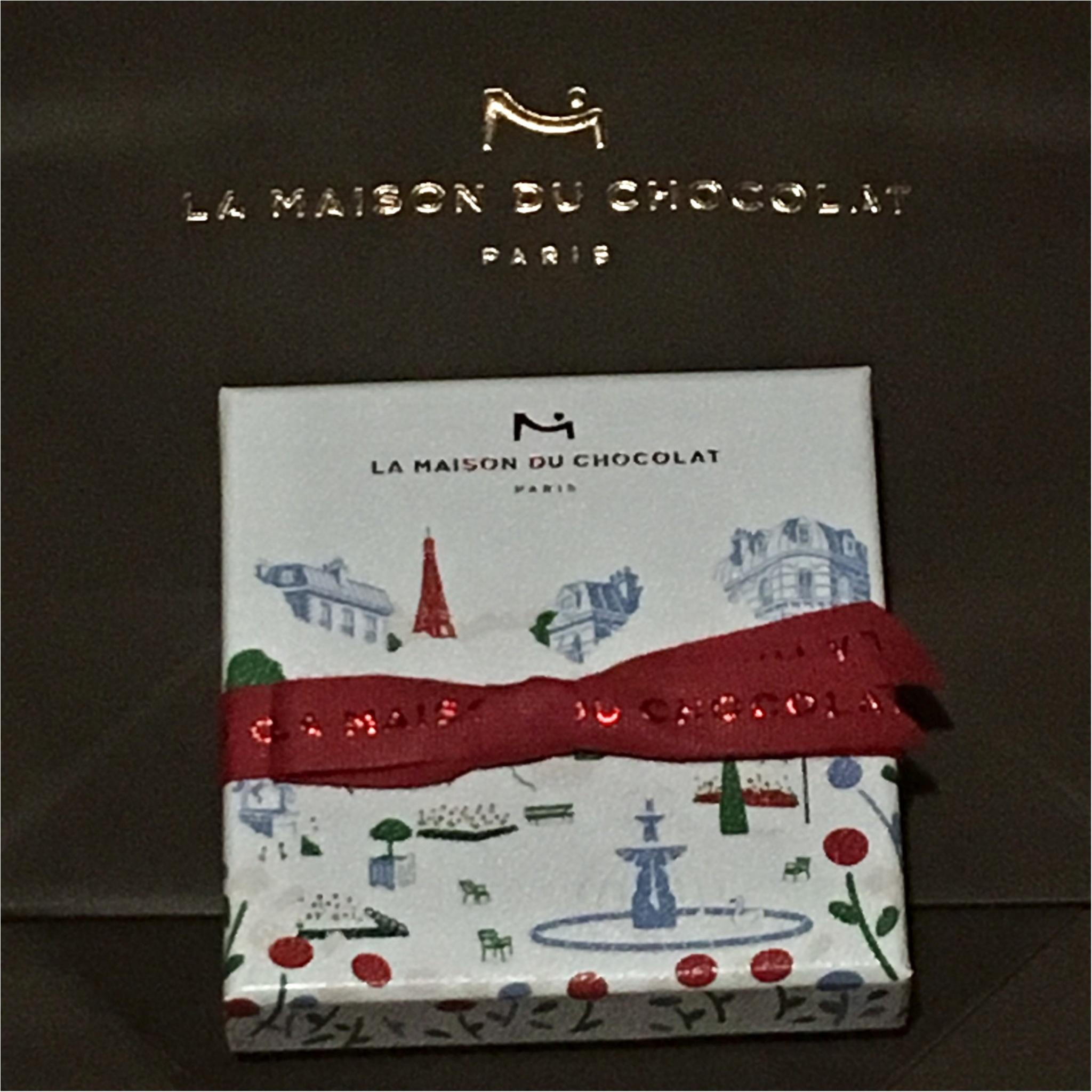 大好きな父へ♡La Maison du Chocolat_1