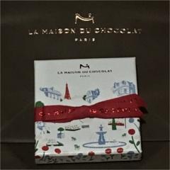 大好きな父へ♡La Maison du Chocolat