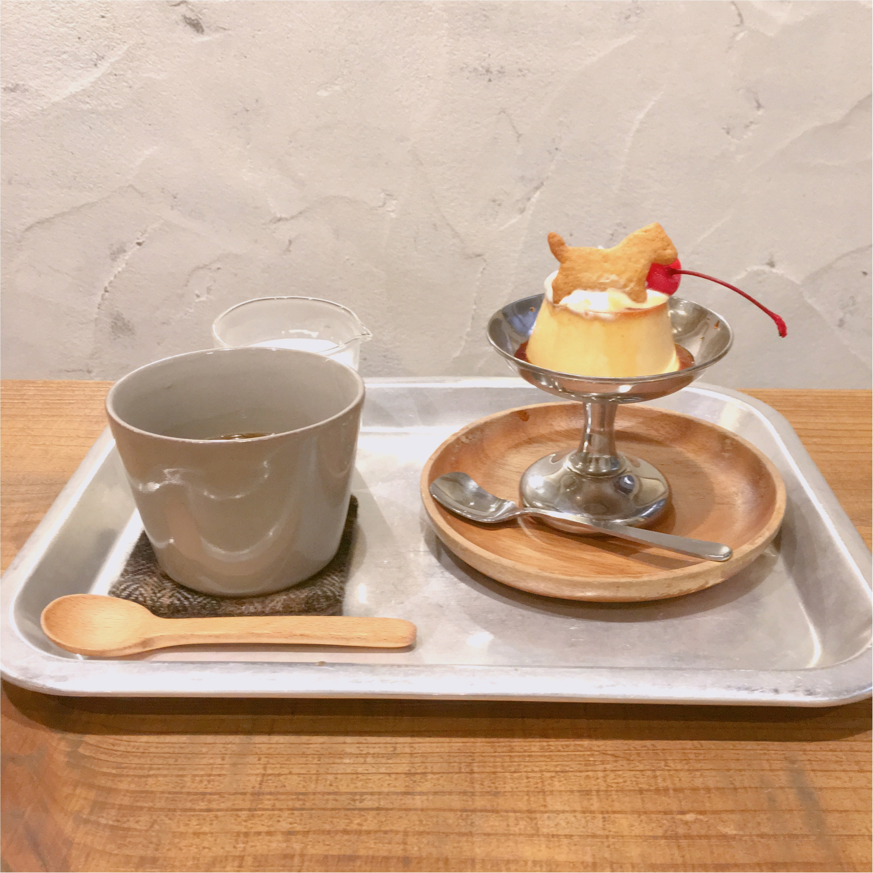 《 私のカフェめぐり♪ 》濃厚で美味しい♡ 手作りプリンが食べれる喫茶店♡_4