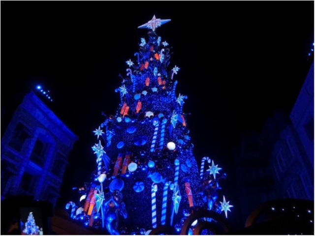 《USJクリスマス》クリスマスショーの「天使のくれた奇跡」がグランドフィナーレ♡_7
