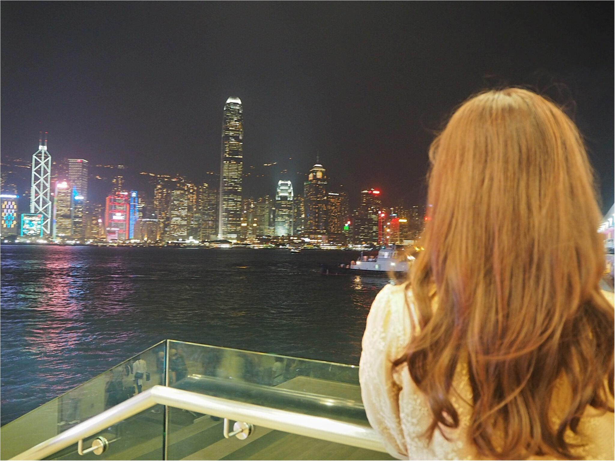 香港旅行♡夜景が一望できるスポットを紹介します !_2