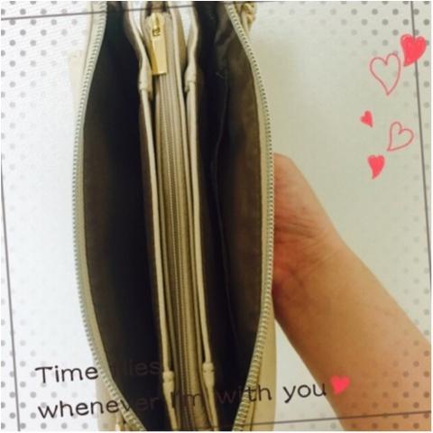 cc69cae5c896 最近1番の「買ってよかった!」しまむらのお財布ショルダーが可愛いのに ...