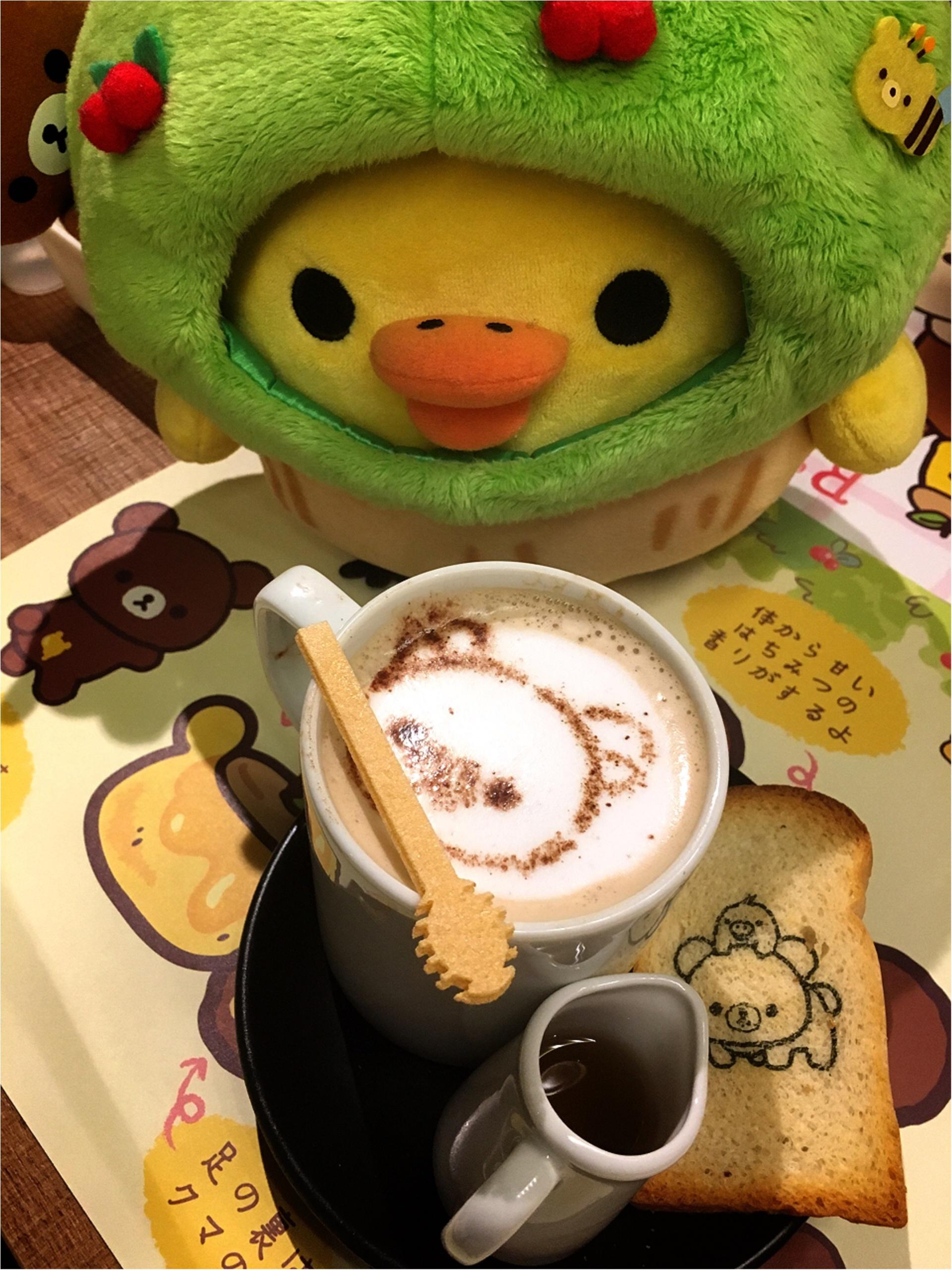 もう予約した?大阪に上陸したリラックマカフェがかわいすぎっ♡byみそ_8