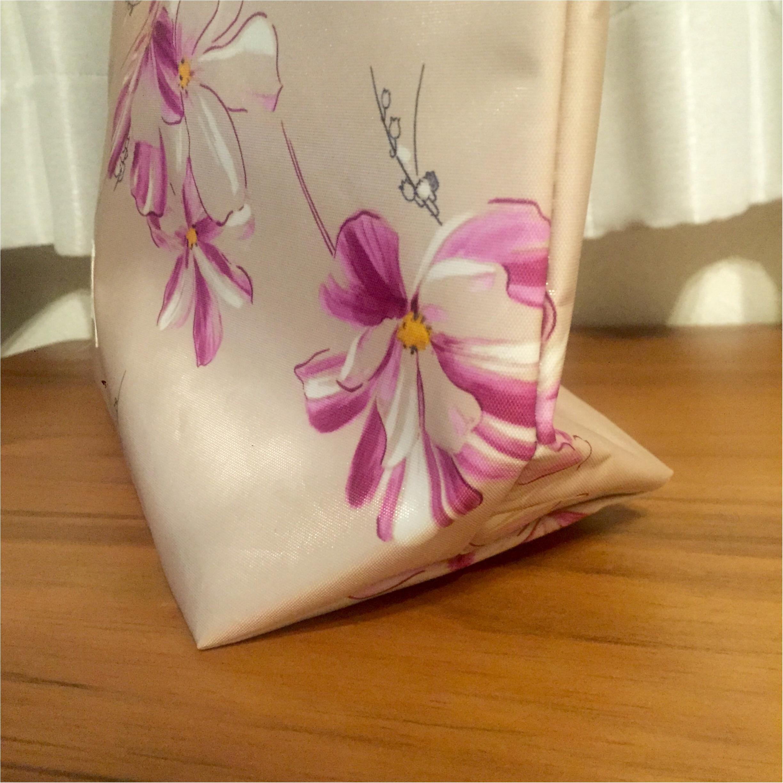 MORE最新号の付録は大花柄が春らしいsnidelのトートバッグ♡!_4