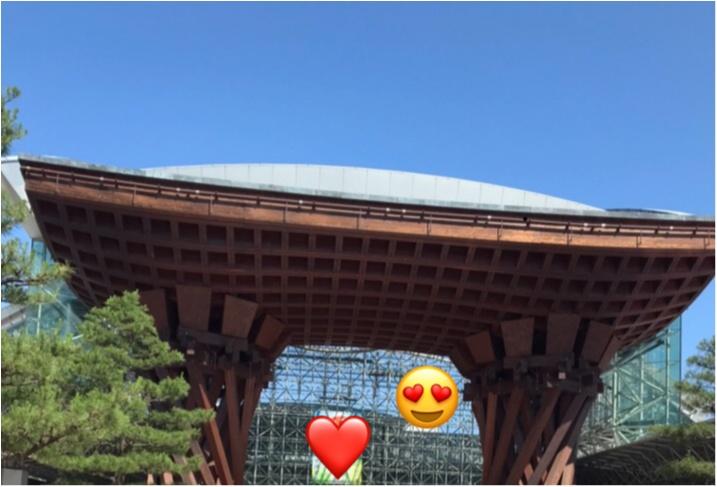 週末は2時間半で石川〜金沢へ♡_1
