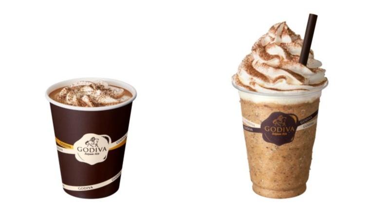 あなたはどっちのカフェモカにする? 『ゴディバ』ショコリキサーの新作は【11/1(木)から】♡_1