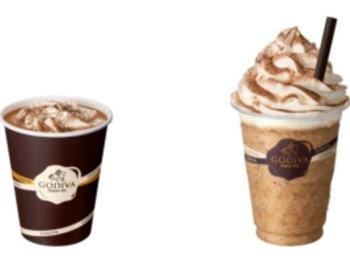 あなたはどっちのカフェモカにする? 『ゴディバ』ショコリキサーの新作は【11/1(木)から】♡