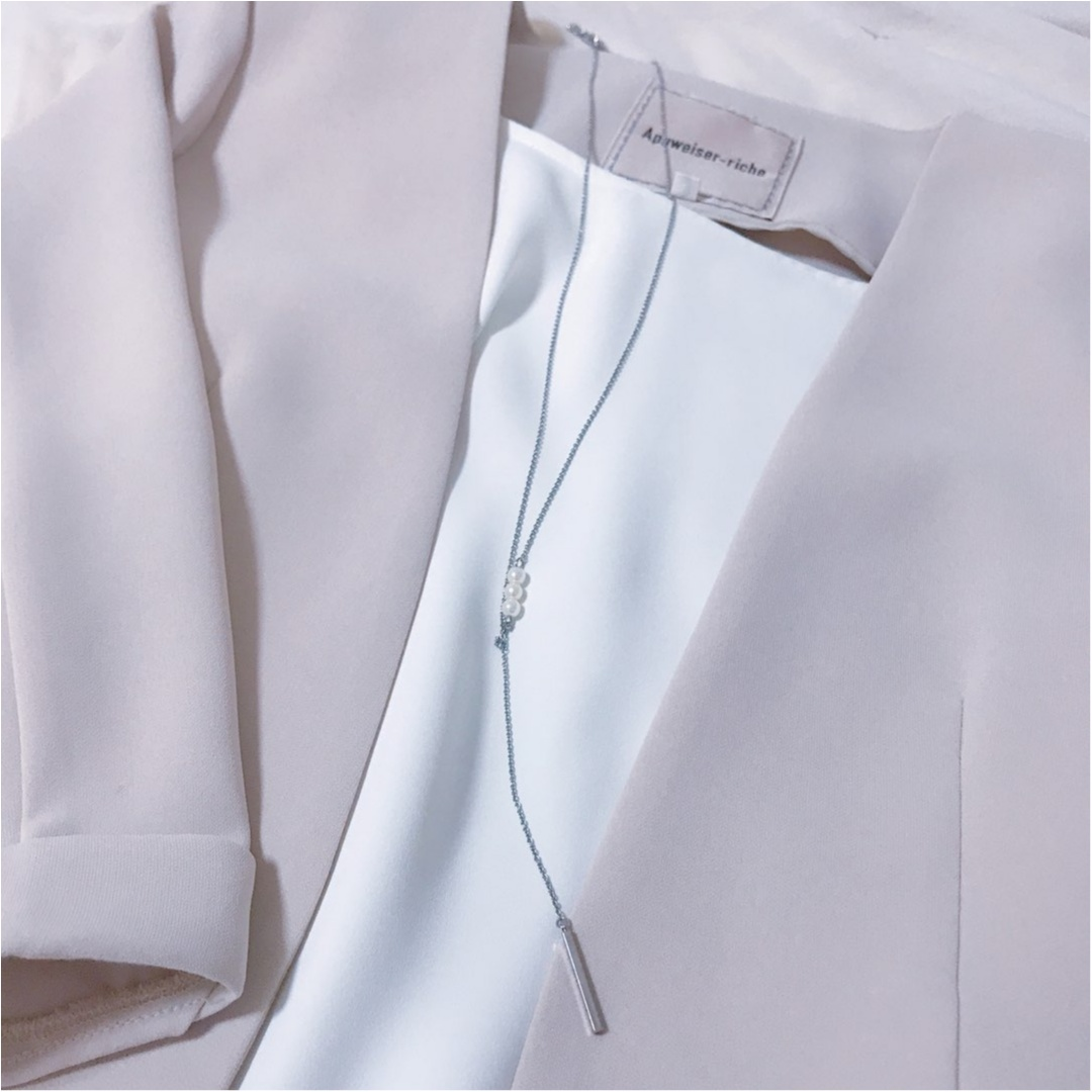 OL必須!職場コーデで必要なジャケットは3点付いてくる《apweiserriche》がオススメ♡今だけお得情報も。_4