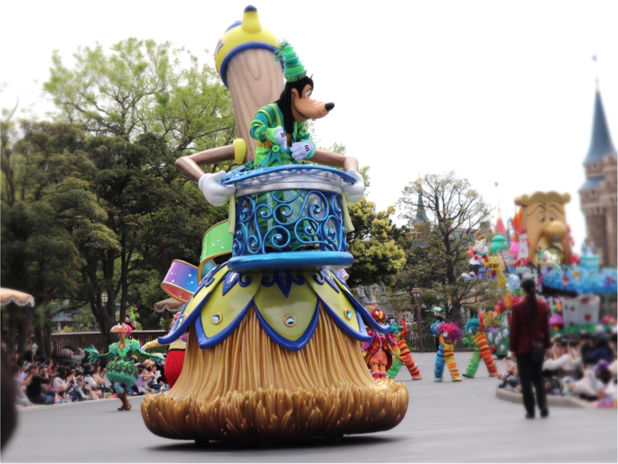 ▷【東京ディズニーランド35周年】Newパレード「ドリーミング・アップ!」がとにかく凄い!!_6