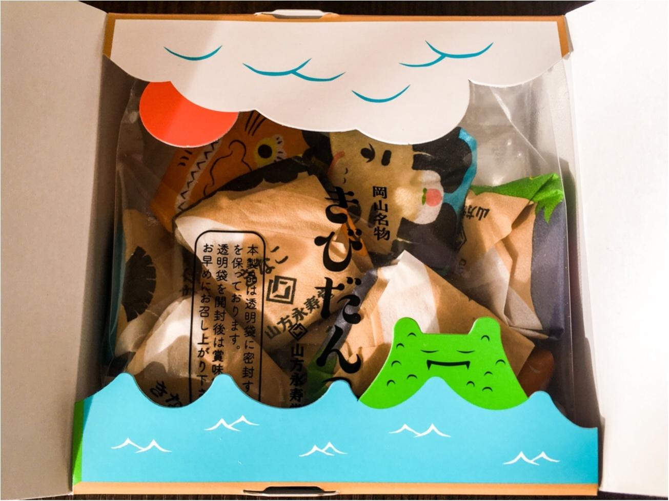 【マストBUY★岡山土産ならコレ!】まるで絵本?!あの桃太郎モチーフのお菓子にカワイイが止まらない❁_3
