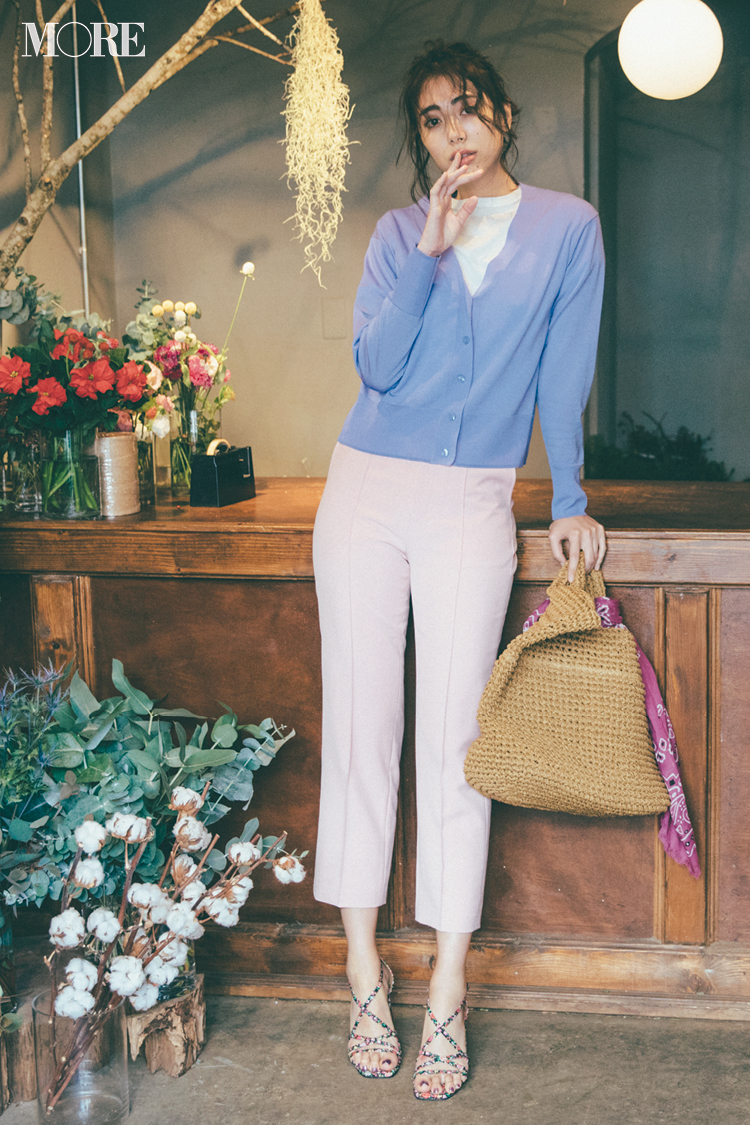 『ミラ オーウェン』特集 | 上品・大人っぽさ・おしゃれ・ファッション・20代ファッション・春コーデ・花柄_1_8