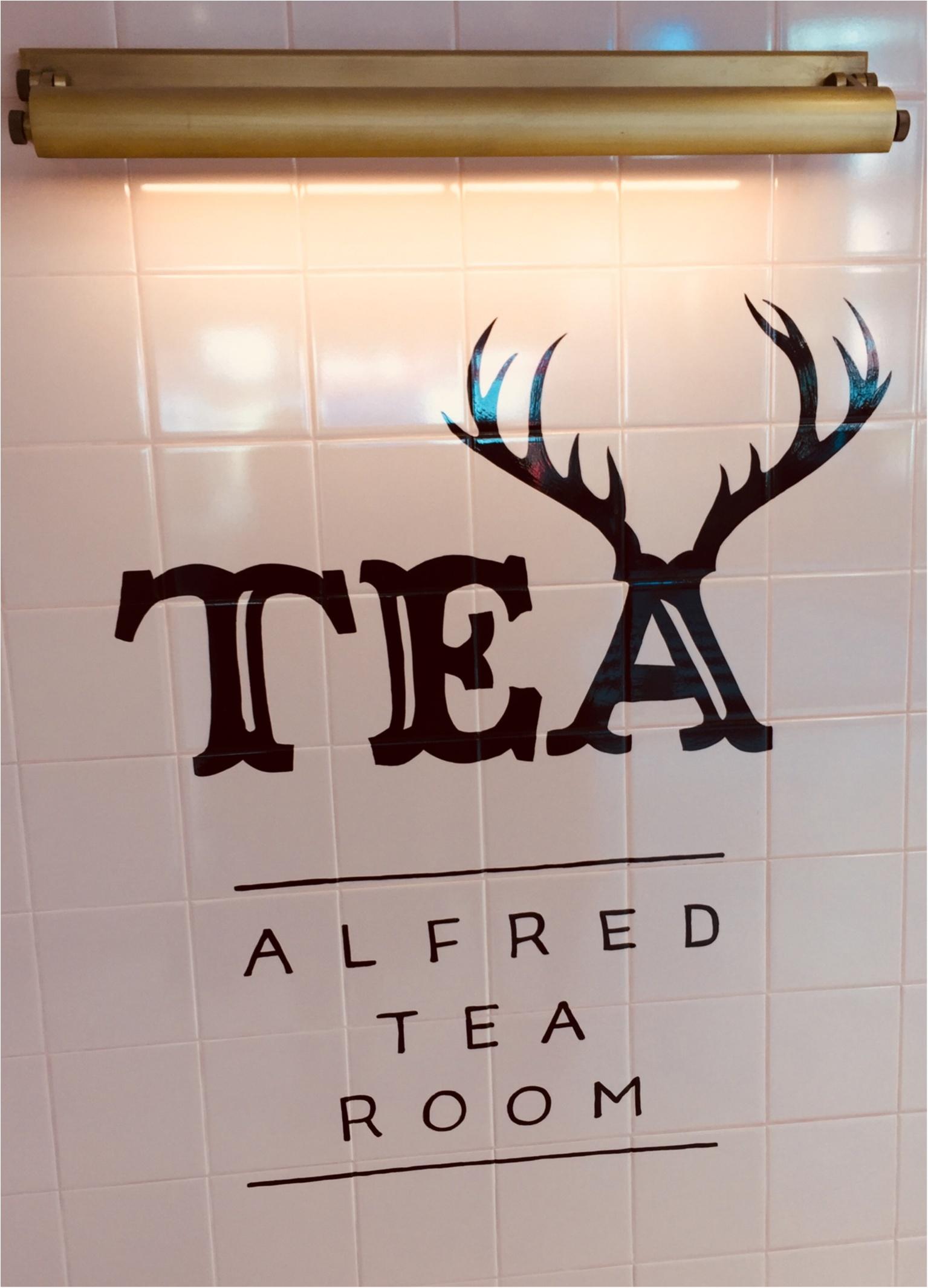 《LA発のティールーム★》ALFRED TEA ROOMでお洒落にティータイムはいかが?_1