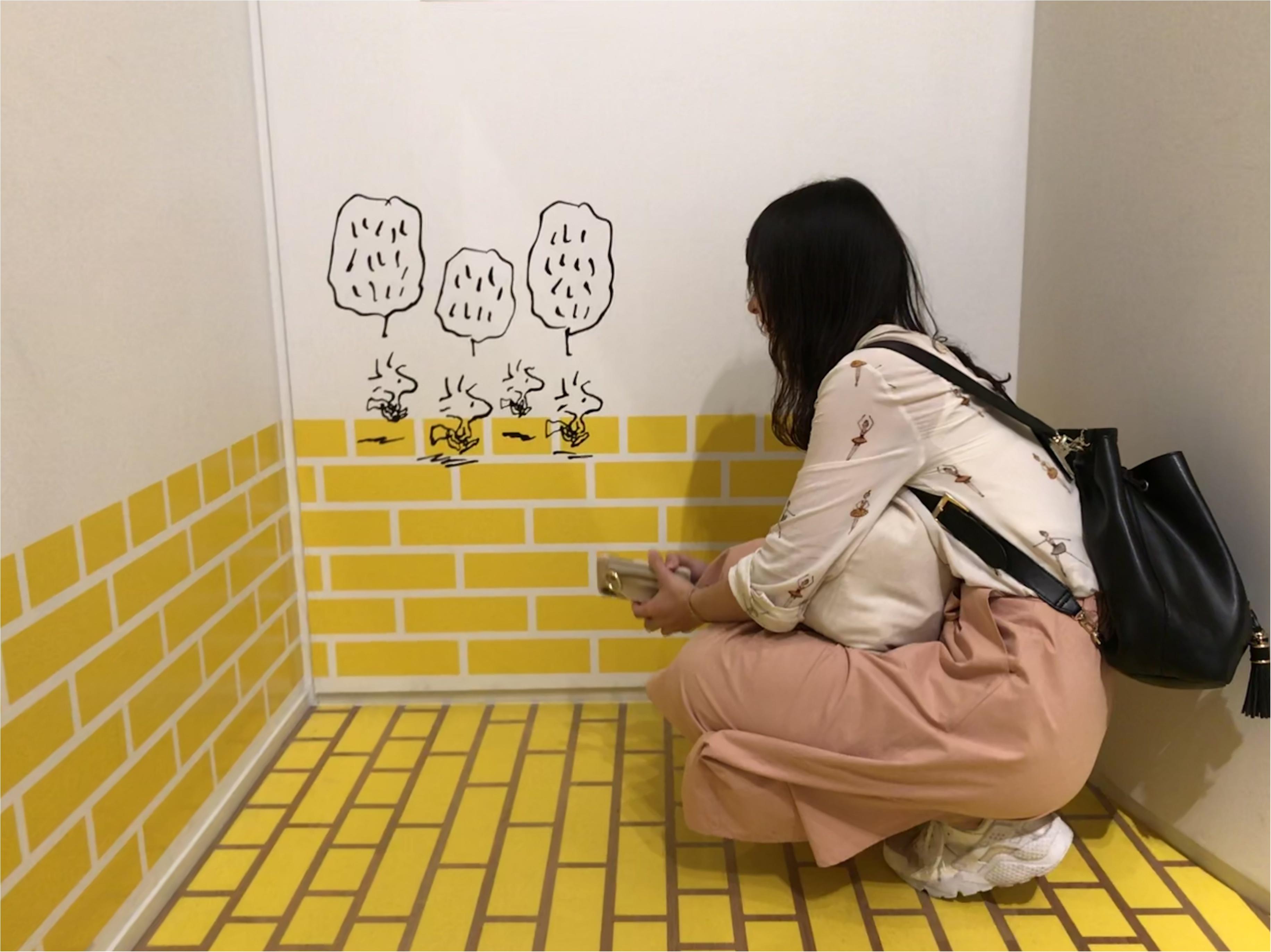 """【六本木】雨の日のお出かけ展覧会"""" SNOOPY MUSEUM TOKYO """"いよいよ最終回_5"""