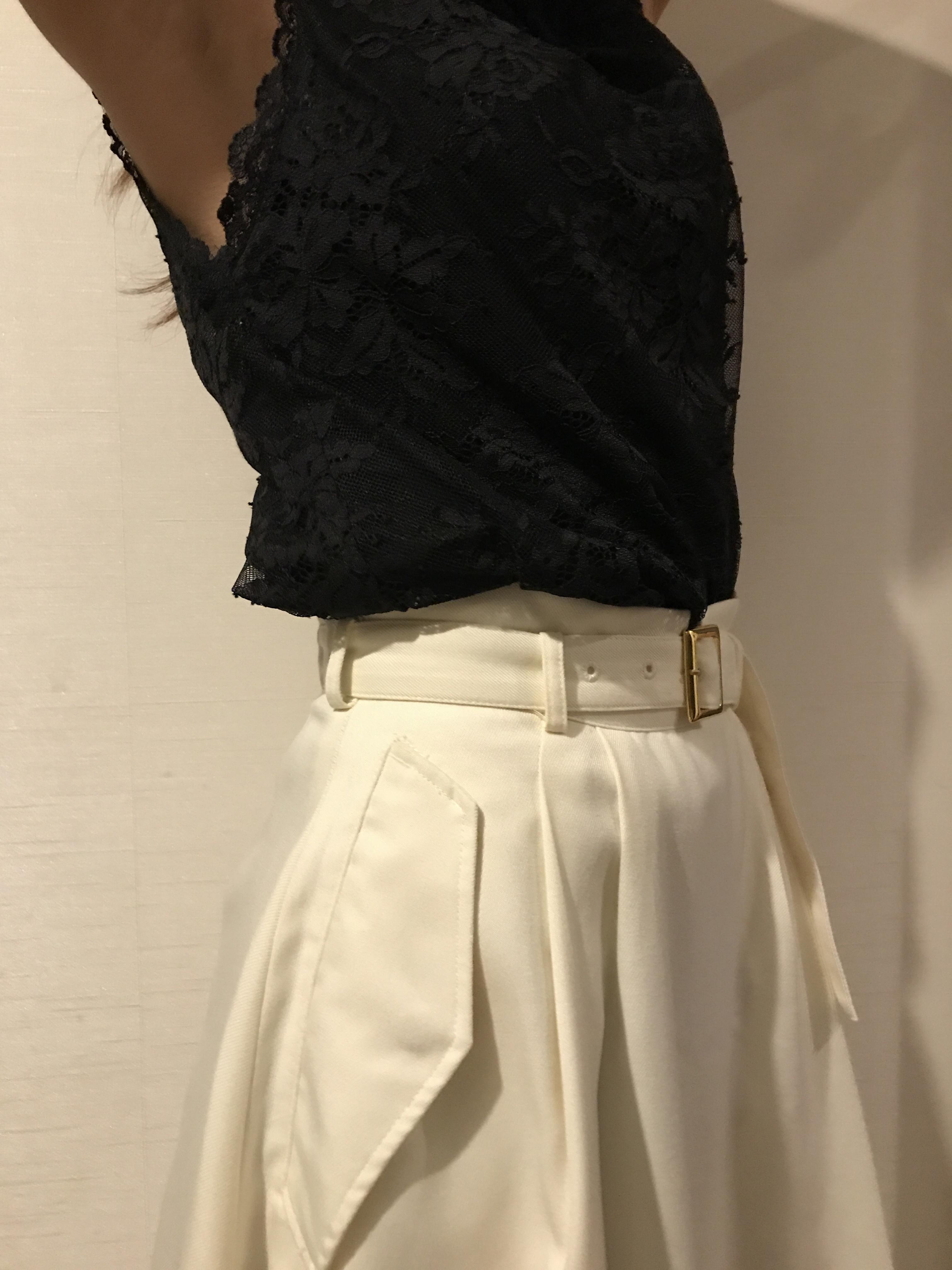 【大人カワイイ】ハイネックレース♡_2