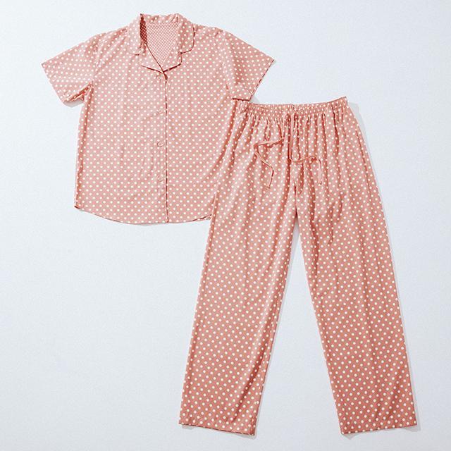リラコ&半袖パジャマで、夏の部屋着をアップデート_2