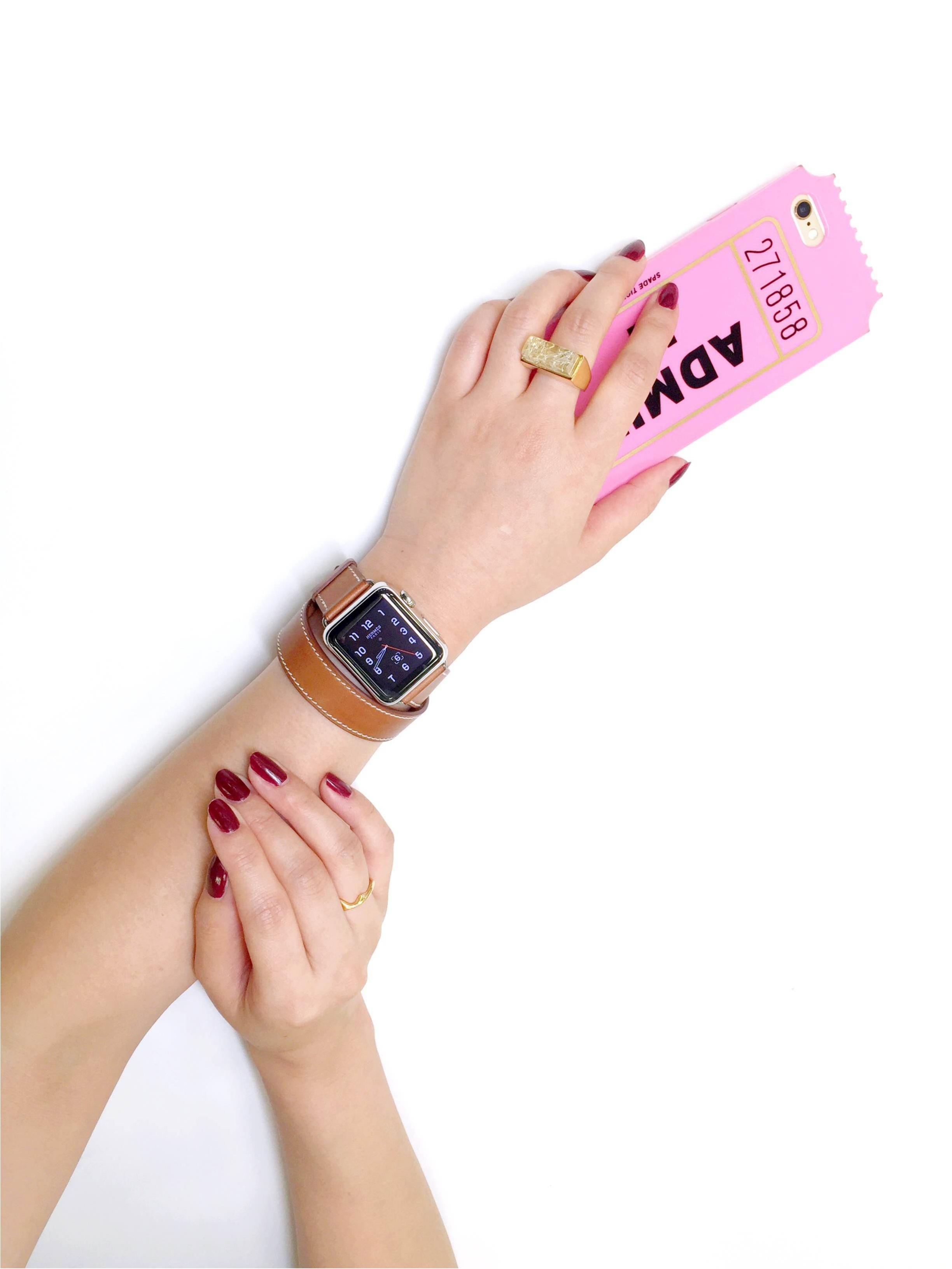 【コレ買っちゃいました!】『Apple Watch Hermès』のドゥブルトゥール_1