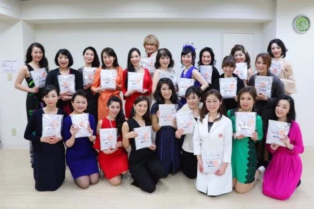 いくつになっても美意識を高く!Mrs.Ms. Japan Earth 東日本大会_1