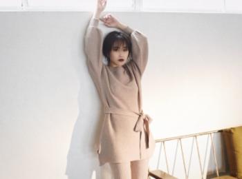 『高橋愛 × ViS』コラボ第4弾!最旬ニットアップや初のアクセサリーがお目見え♡