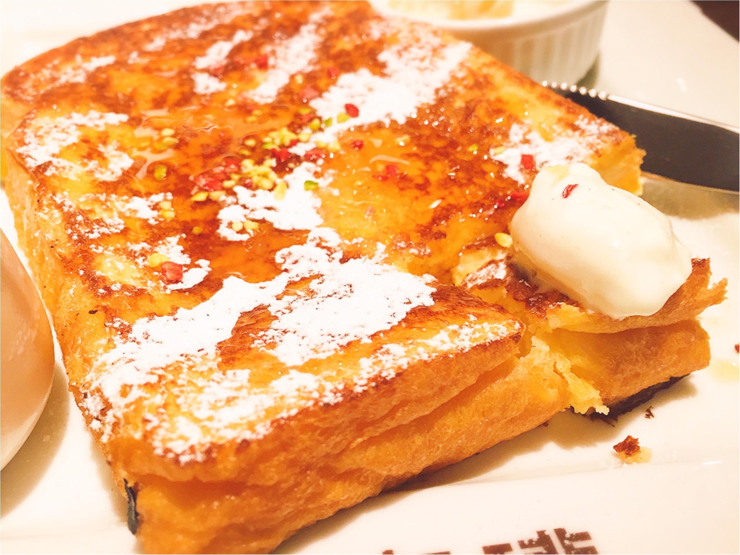 《朝活のすすめ》ちょっと早起きして美味しいフレンチトーストを食べに行きませんか?_5