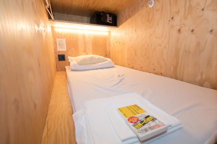 """新宿で最高の【非日常旅】ができる! """"泊まれる本屋""""『BOOK AND BED TOKYO』が最高だった♡_10"""