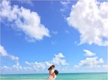 ⁑海外ウエディング⁑ 実際どうなの? 体験レポ in ハワイ*