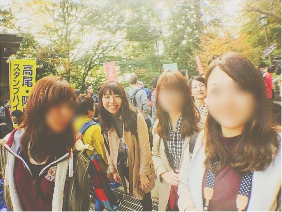 【しの散歩】世界一登山客が多い山!東京の紅葉スポットといえば、やっぱり『高尾山』がおすすめ♪_2
