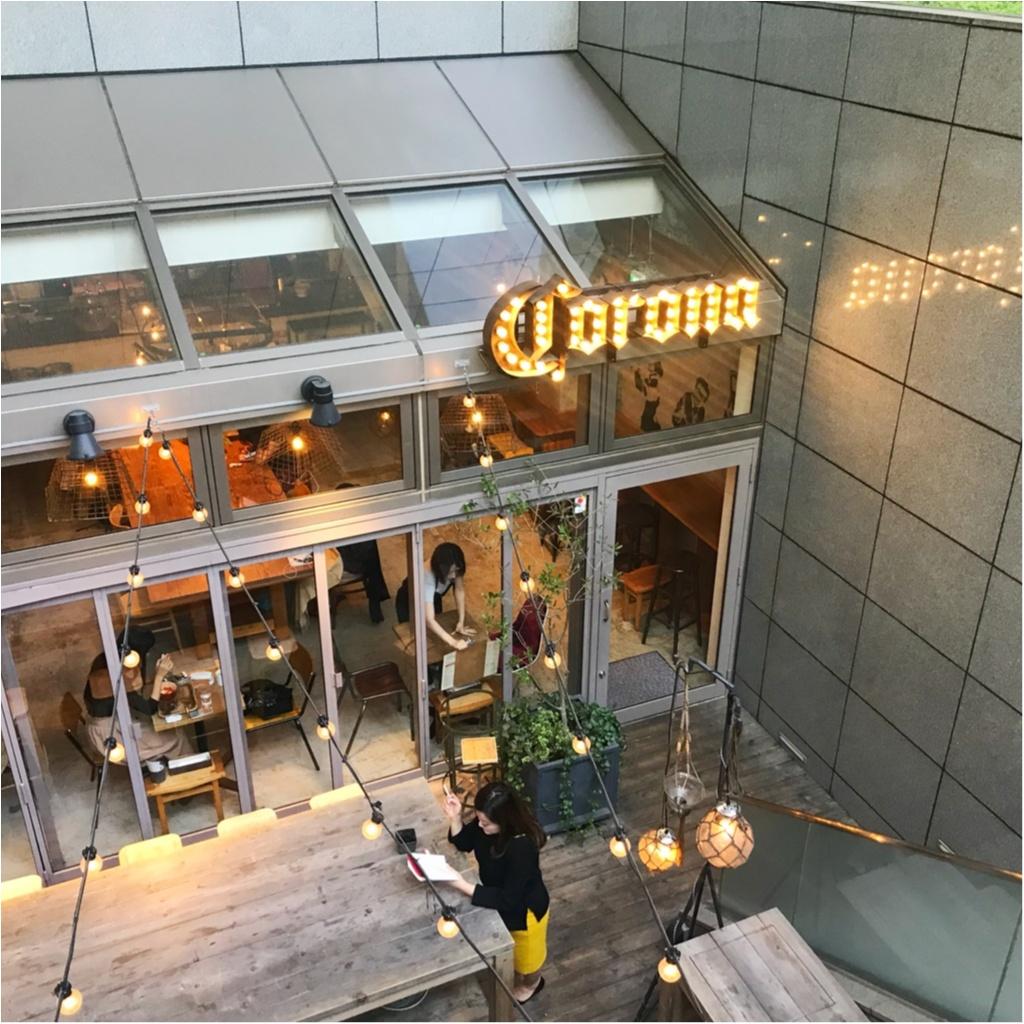 【オトナ向けカフェ】本当は『秘密』にしたい大人のオアシス発見!@日本橋_1