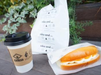 《ご当地MORE✩東京》絶品コッペパンサンド!【niko and...COFFEE】名物❤️ニコパンが美味しすぎる☻