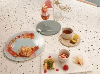 【銀座で#いちご】『フルーツサロン』の限定「贅沢いちごのフルコース」を一足お先に食べてきた♬