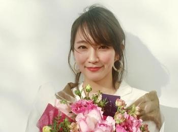 MORE6月号のカバーガール、吉岡里帆さんのオフショット♡