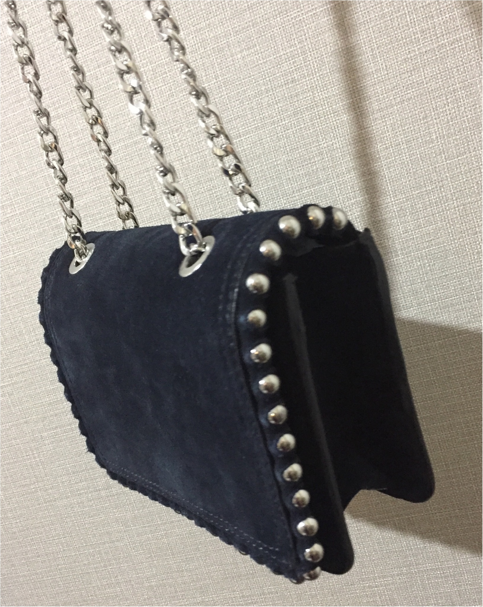 やっぱり秋冬も『ZARA』が最強に可愛い❤︎カジュアルに使えるチェーンバッグをGETしてきました!_2_2