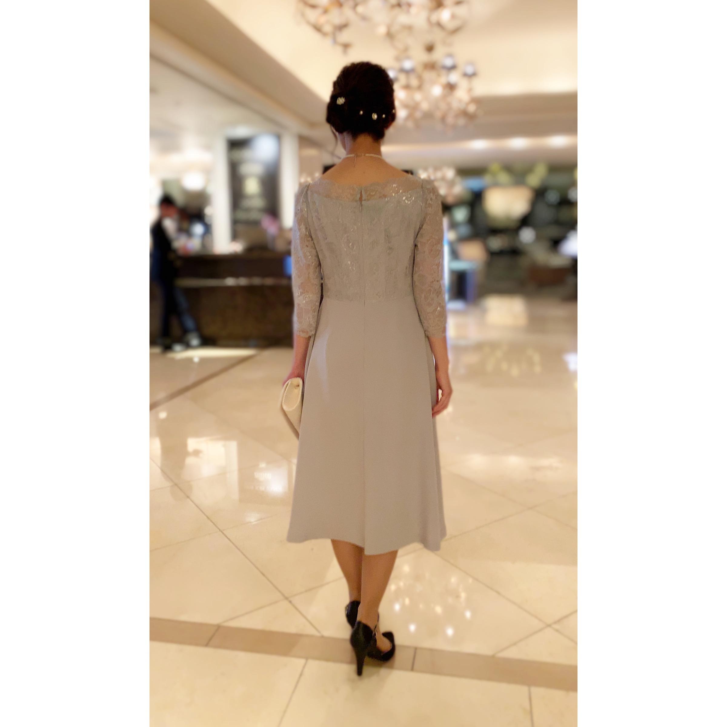 June brideの季節♡お呼ばれドレス買いました!_2