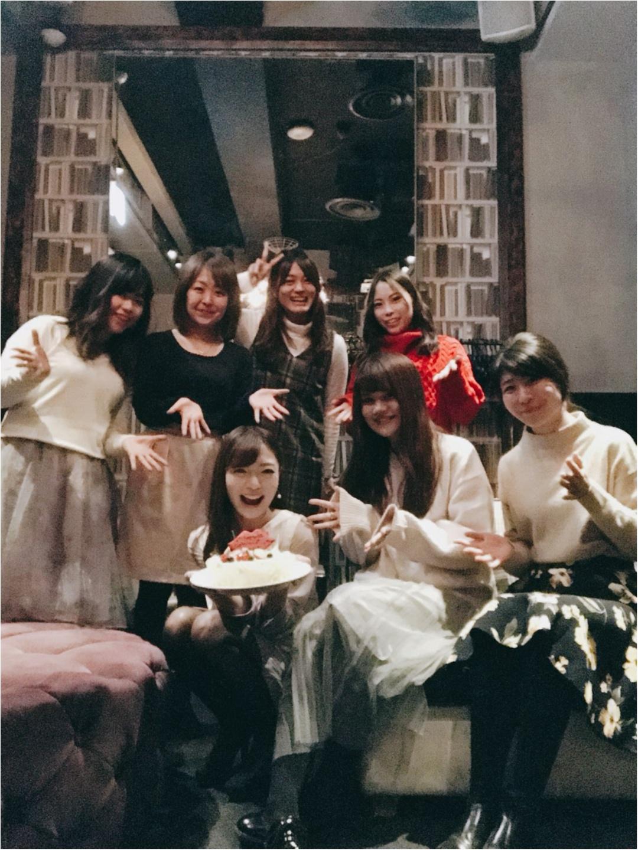 【大好きなモアハピ10期にお祝いしてもらいました】大人数女子会はオシャレな個室がおすすめ♡_10