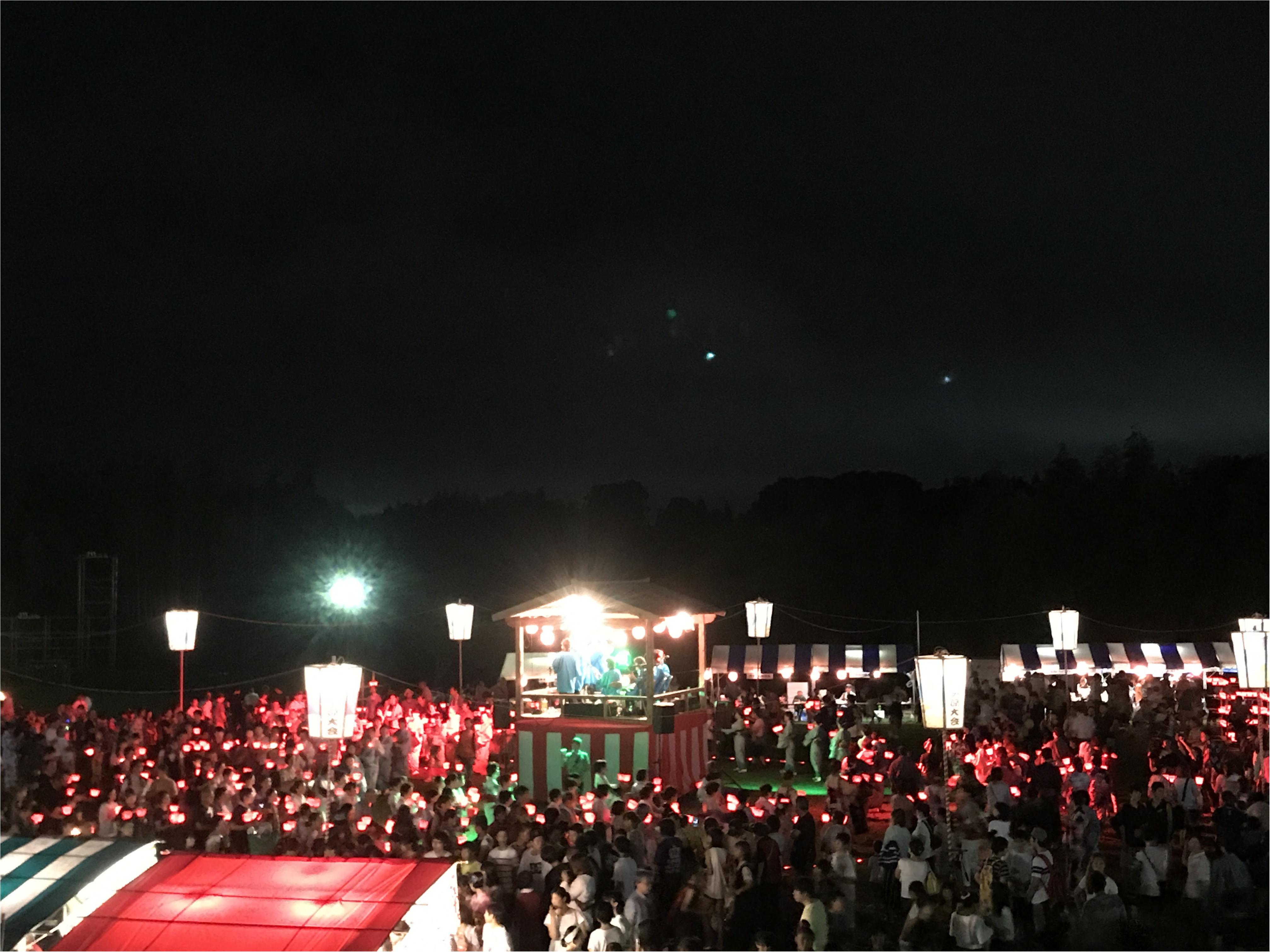 【お祭り】地元のお祭りは一味違う!名産を使ってお祭りを彩るよー!_2