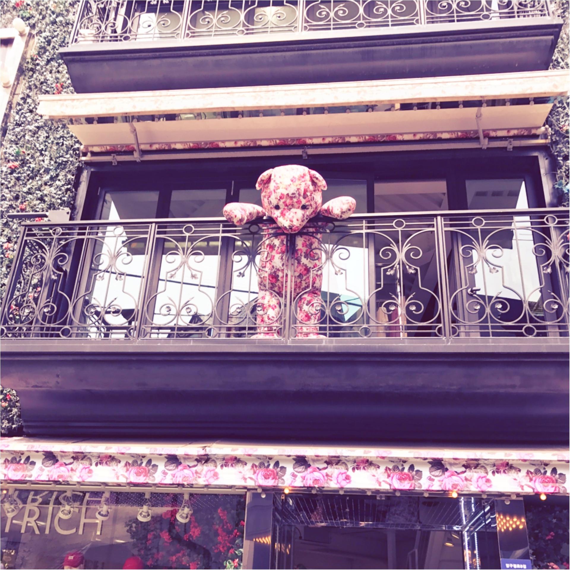 ★写真を撮りたいならココがオススメ!可愛いがたくさん♡韓国のオシャレな街『カロスキルエリア』 は素敵フォトスポット★_9