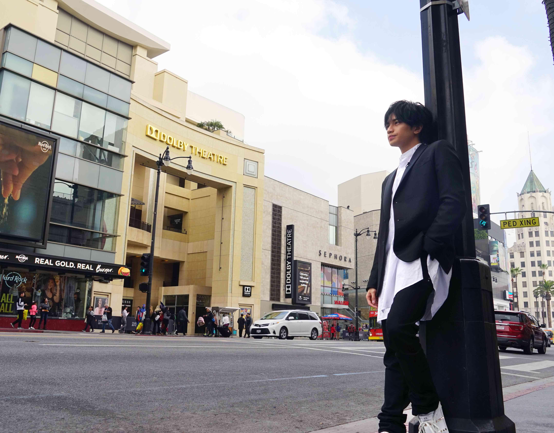 Sexy Zoneの中島健人さんがレッドカーペットに! WOWOW『生中継!第92回アカデミー賞授賞式』に出演!!_2