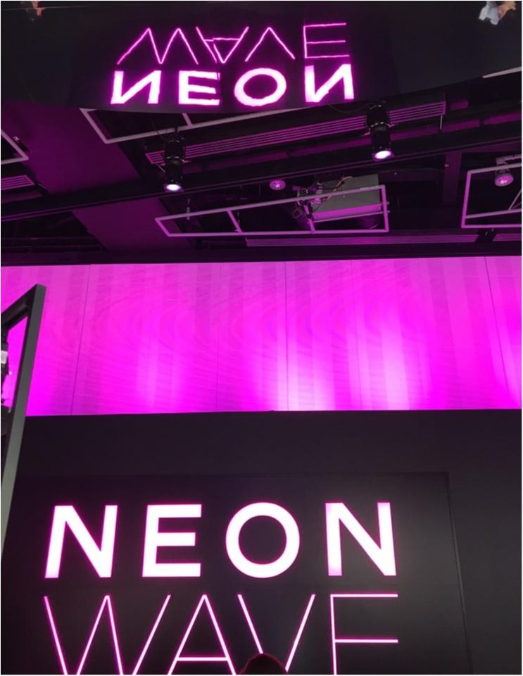 【EVENT】今日から!期間限定でCHANEL新作ネオンウェーブPOPUPを開催中❤︎❤︎_9