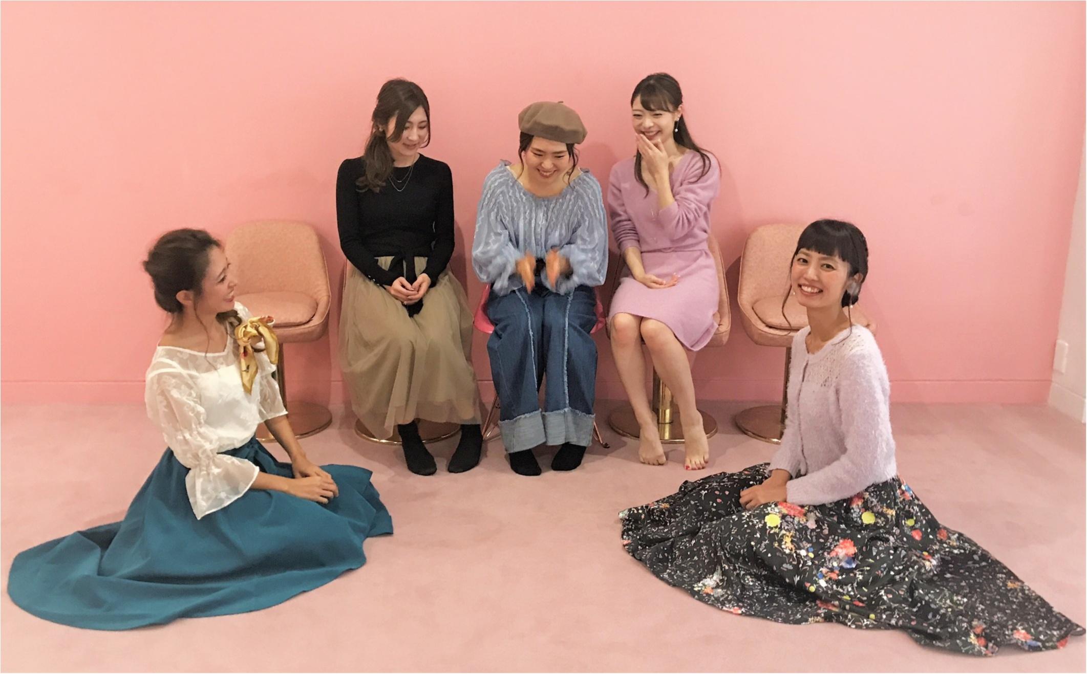 モアハピ部の美人さんたちとの撮影レポ!_6