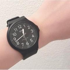《お洒落さんになりたいならこれ♡》シンプルかわいいCASIOの腕時計はマストハブ!!