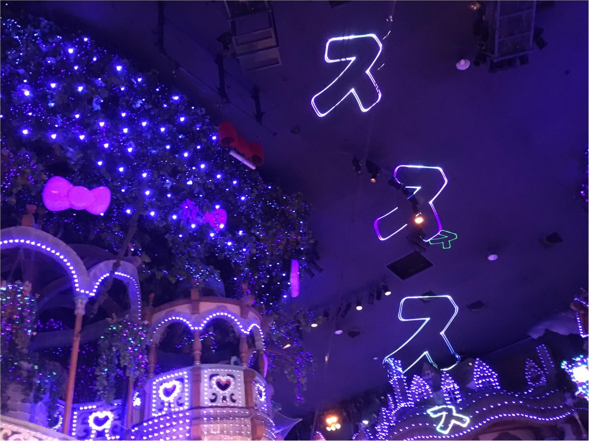 """《先行お披露目会に潜入!》『ピューロクリスマス』-ピューロランドでサンリオキャラたちがパーティ!クリスマスの""""ス""""が消えちゃった!?-_3"""