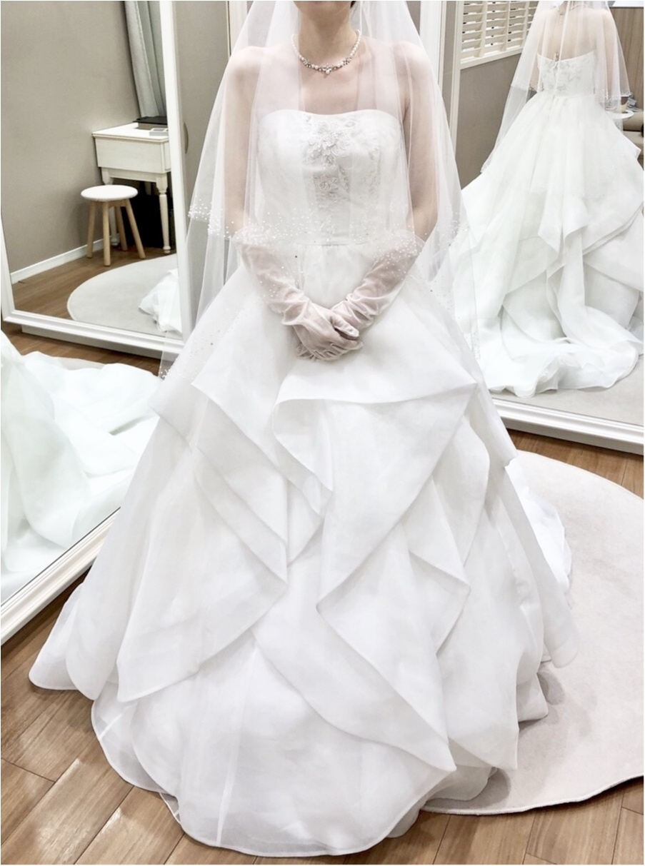 結婚式特集《ウェディングドレス編》- 20代に人気の種類やブランドは?_14