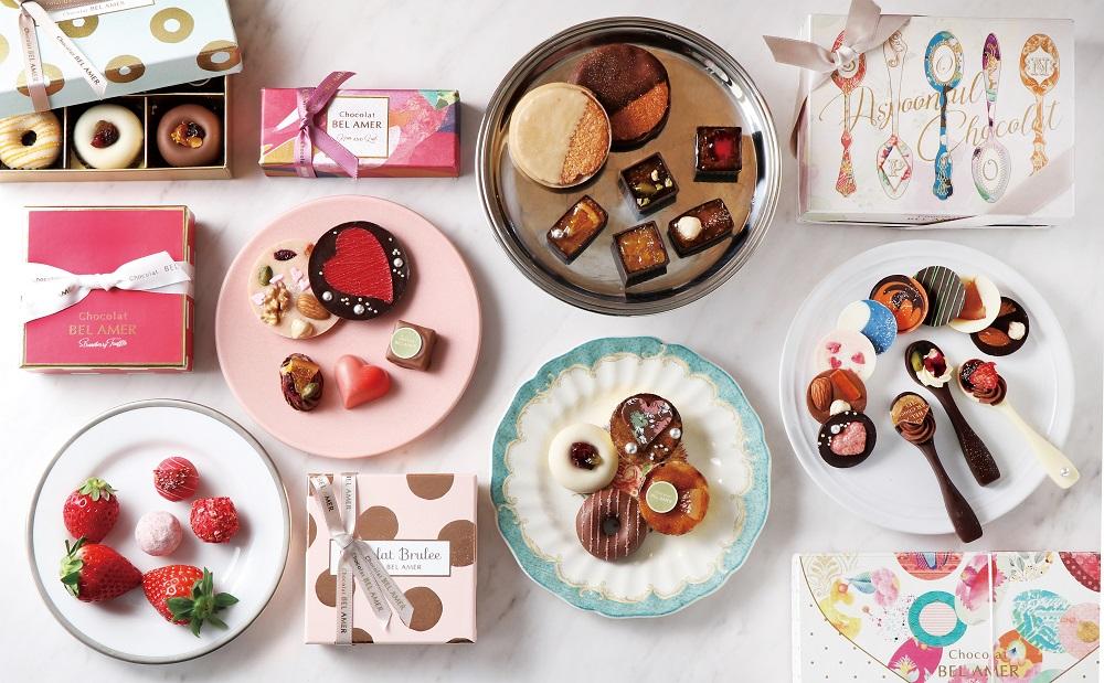 「サロン・デュ・ショコラ」にも出店! 可愛すぎる『ベルアメール』に悶絶注意報発令中♡【 2019 #バレンタインチョコ 15】_1