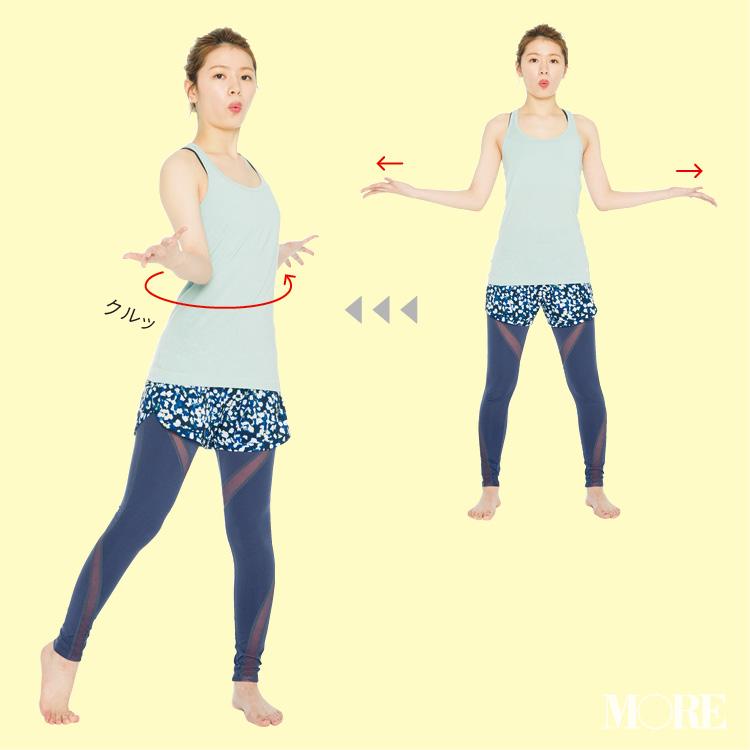 食事制限なしでできるダイエット特集 - エクササイズやマッサージで二の腕やウエストを細くするダイエット方法_8