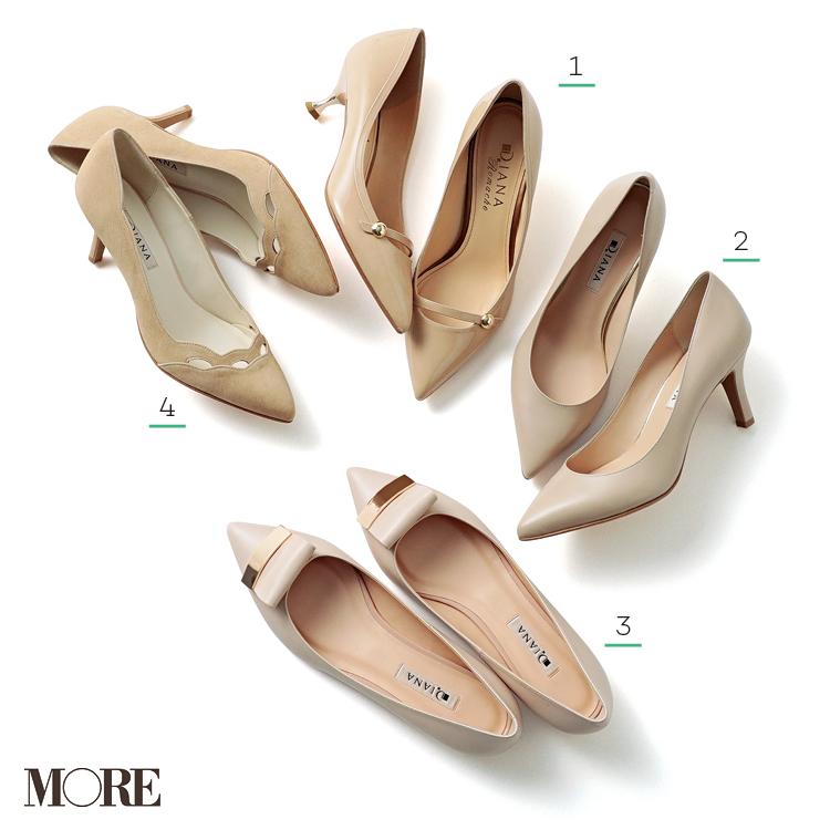 ベージュコーデ特集(20代後半女子向け)- 春におすすめのワンピースやスカート、靴などのコーディネートまとめ_32