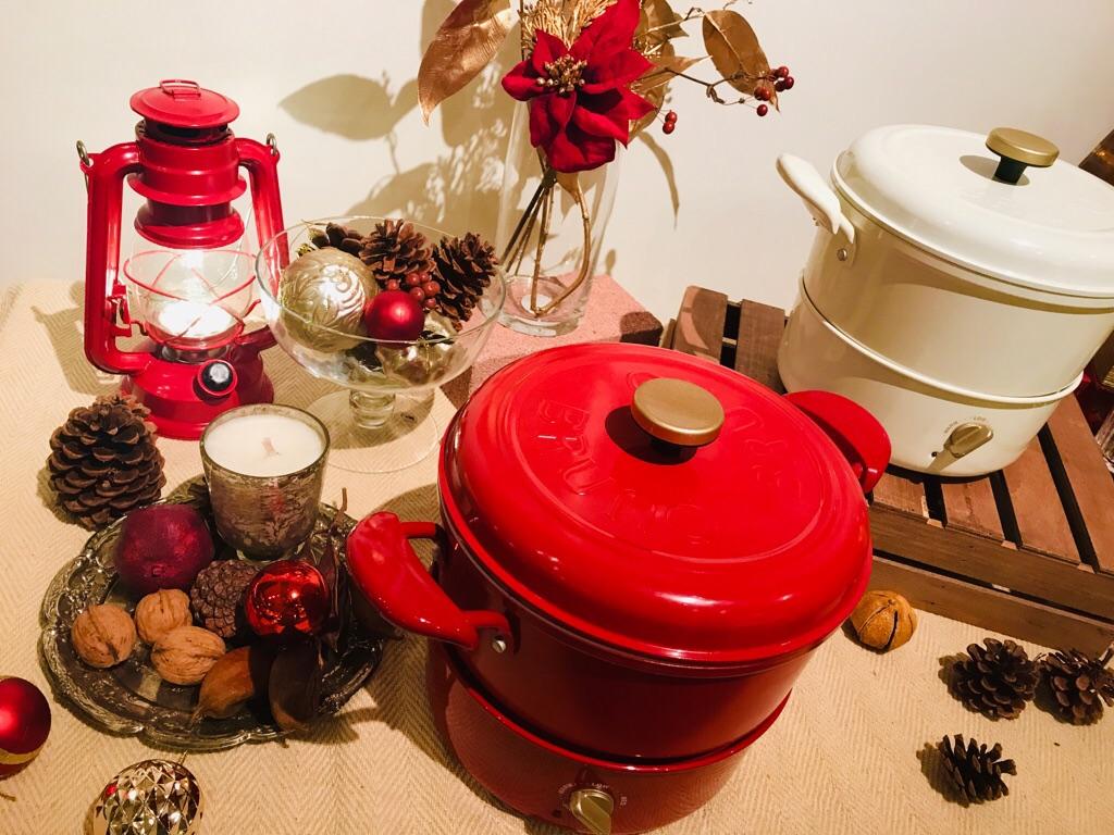 【BRUNO×おうちごはん】映える華やか鍋料理!《グリルポットナイトパーティー》へ♡_3