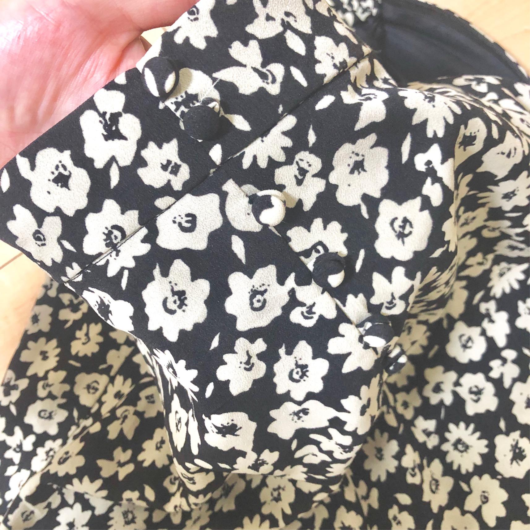 あのブランドの花柄スカートがSNSで可愛いと話題!!♡_2